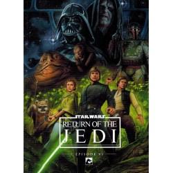 Star Wars  NL filmstrip Return of the Jedi episode VI