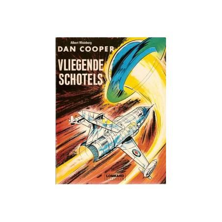 Dan Cooper 14 Vliegende schotels herdruk