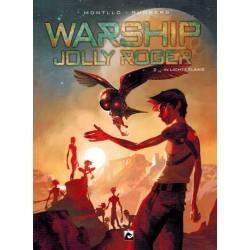 Warship Jolly Roger 02 In lichterlaaie
