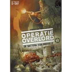 Operatie Overlord HC 03 De batterij van Merville (Het begin van D-Day)