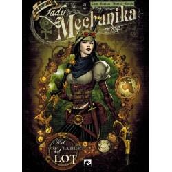 Lady Mechanika 05 Het tablet van het lot deel 2