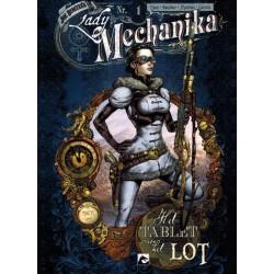 Lady Mechanika 04 Het tablet van het lot deel 1