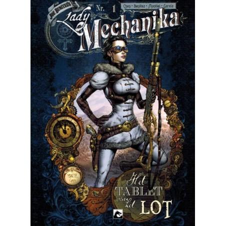 Lady Mechanika II Het tablet van het lot 1