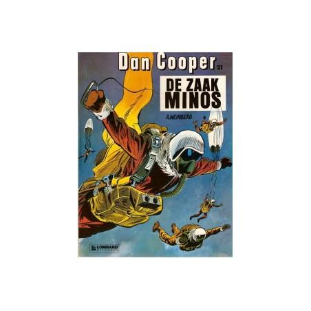 Dan Cooper  21 De zaak Minos