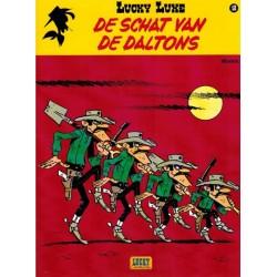 Lucky Luke    48 De schat van de Daltons