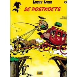 Lucky Luke    01 De postkoets
