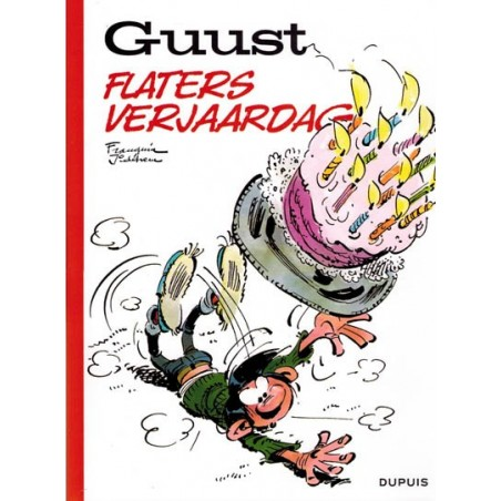 Guust Flater   thema-album 09 Flaters verjaardag
