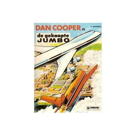 Dan Cooper  22 De gekaapte jumbo