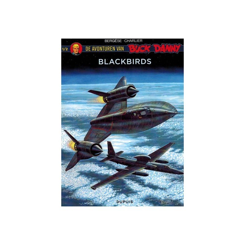 Buck Danny   buitenreeks 01 Blackbirds deel 1