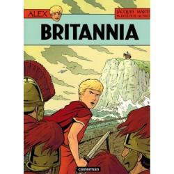 Alex  33 Britannia (naar Jacques Martin)