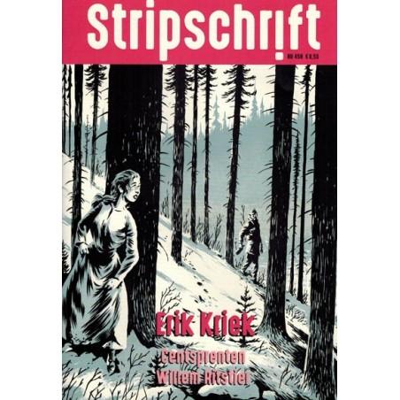 Stripschrift 450 Erik Kriek, Centsprenten, Willem Ritstier & De beginjaren van Toonder