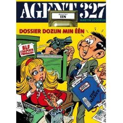 Agent 327  01 Dossier dozijn min een