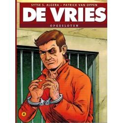 De Vries 04 Opgesloten