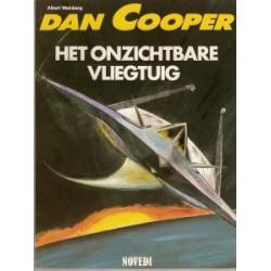 Dan Cooper<br>36 Het onzichtbare vliegtuig<br>1e druk 1987