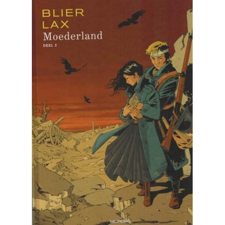 Lax strips HC Moederland 02