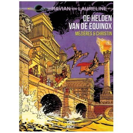 Ravian   HC 08 De helden van de Equinox & Het ding Fflumgluff