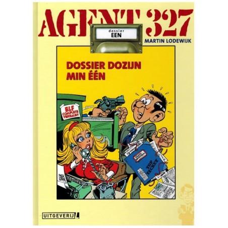 Agent 327  HC 01  Dossier dozijn min een