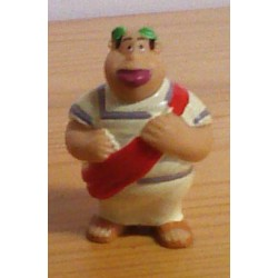 Asterix poppetjes minifiguren Asterix in Amerika Senator Lucullus 1997