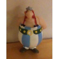 Asterix poppetjes minifiguren Obelix 1999