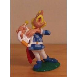 Asterix poppetje Assurancetourix zingt 1990