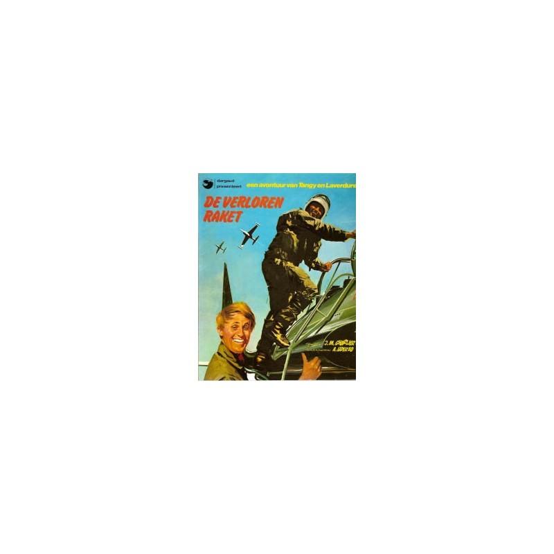 Tangy & Laverdure  01 De verloren raket
