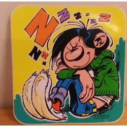 Guust Flater sticker Guust slaapt
