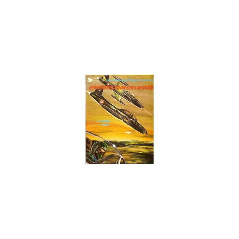 Tangy & Laverdure 02 Eerherstel voor een lafaard herdruk