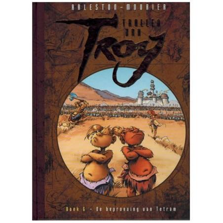 Lanfeust  Trollen van Troy HC 06 De beproeving van Tetram