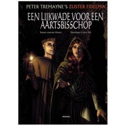 Zuster Fidelma 02 Een lijkwade voor een aartsbisschop (naar Peter Tremayne)