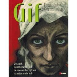 Yelin strips Gif De zaak Gesche Gottfried, de vrouw die vijftien naasten ombracht