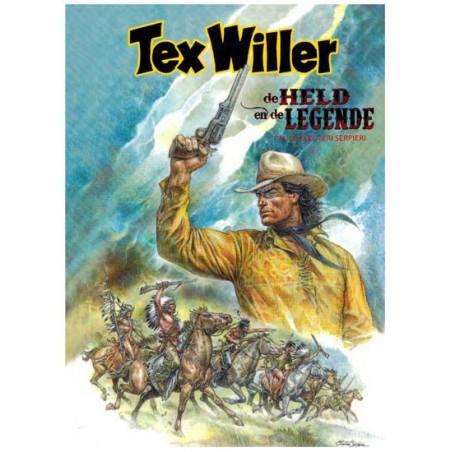 Tex Willer  02 De held en de legende