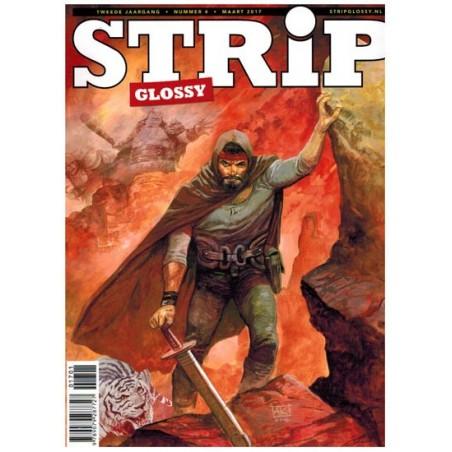Strip glossy 04 (Apri Kusbiantoro, Lazarus Stone [Matena], Daan Jippes, Jacovitti e.v.a.)