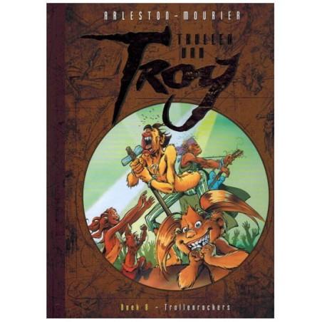 Lanfeust  Trollen van Troy HC 08 Trollenrockers