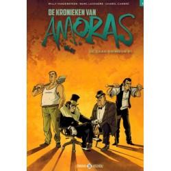 Suske & Wiske  De kronieken van Amoras 01 De zaak Krimson 1 (naar Willy Vandersteen)
