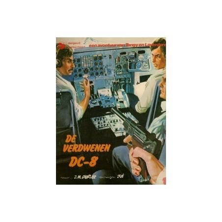 Tangy & Laverdure  16 De verdwenen DC-8