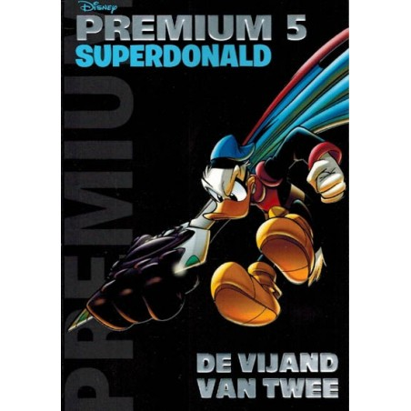 Donald Duck  Premium pocket 05 Superdonald De vijand van twee