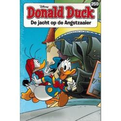 Donald Duck  pocket 259 De jacht op de angstzaaier