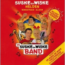 Suske & Wiske De Suske & Wiske Band CD Helden / Alleen + karaokeversies 2007