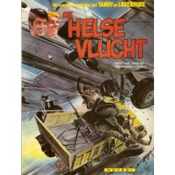 Tangy & Laverdure 23 De helse vlucht 1e druk 1982