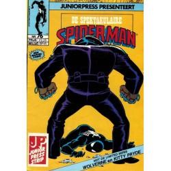 Spektakulaire Spiderman 076 Wat is er met Crusher Hogan gebeurd? 1986