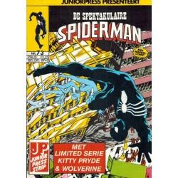 Spektakulaire Spiderman 073 Dat goud is van mij! 1985