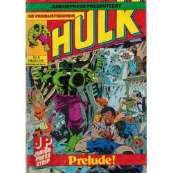Hulk 06 % Prelude! 1980