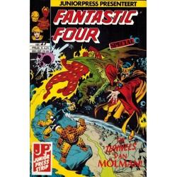 Fantastic Four Special 27 De tunnels van Molman! 1989