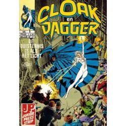 Cloak en Dagger 01 De duisternis is als het licht 1987