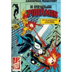 Spektakulaire Spiderman 074 % Hittegolf in New York 1986