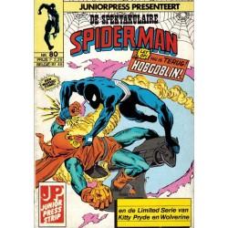 Spektakulaire Spiderman 080 Dilemma's 1986