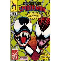 Spektakulaire Spiderman 160 Ongebreidelde gekte 1992
