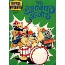 Televisie favorieten 12 De Banaba Splits 1 edruk 1971