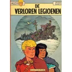 Alex 06 De verloren legioenen herdruk ca. 1979