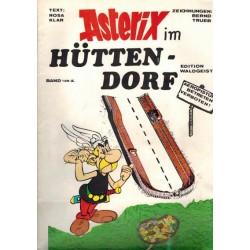 Asterix Duits parodie % Im Huttendorf 1e druk 1981